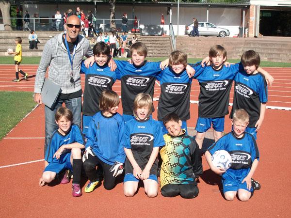 Kleinfeldfußballturnier Kreis SÜW