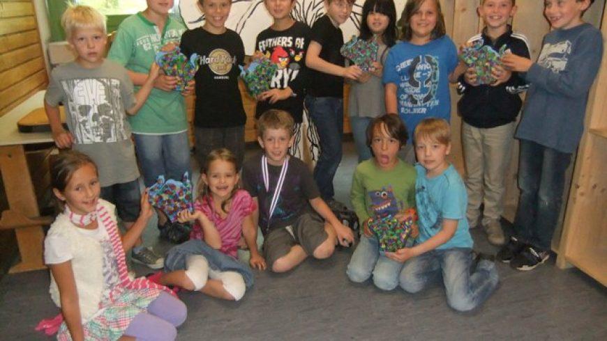 Kinder malen für Kinder