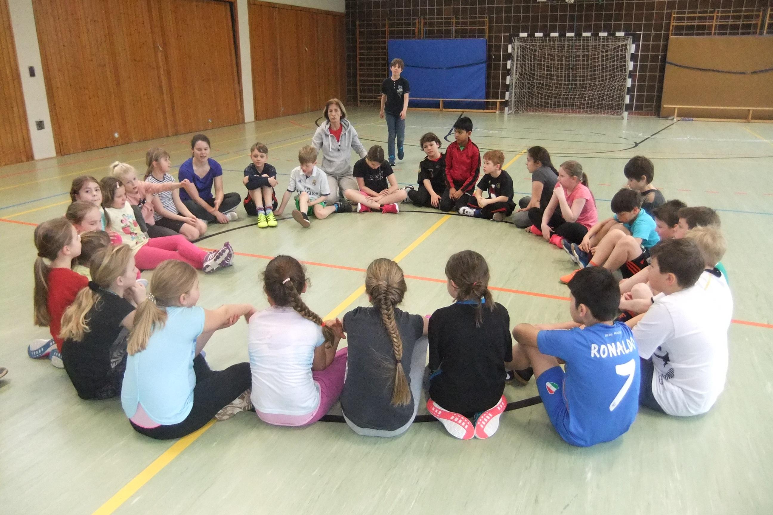 Grundschule Ilbesheim