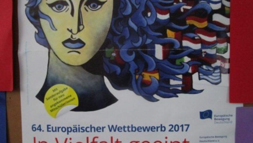 64. Europäischer Wettbewerb 2017