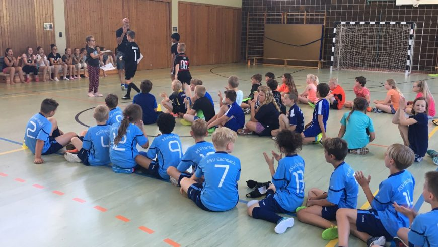 Schulfußballklassenmeisterschaft