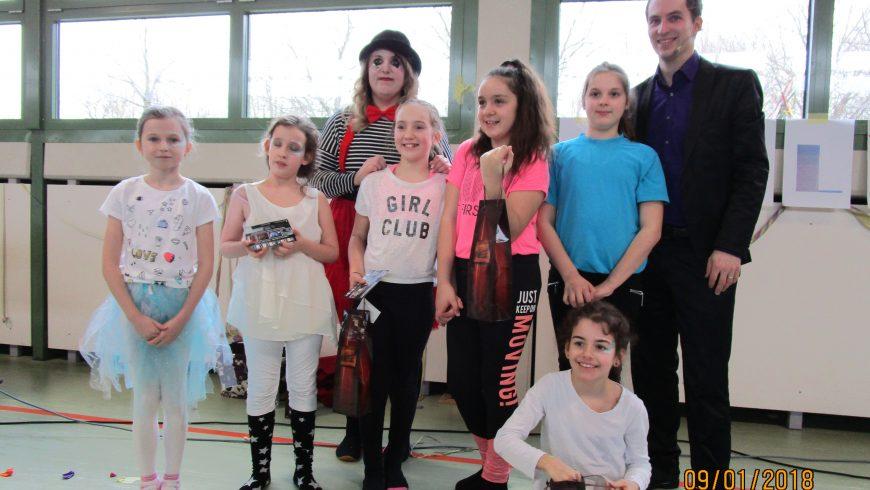 """""""Girly Zirkus"""" – ein Projekt für Kinder im Alter von 8 – 10 Jahren"""