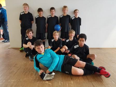 Schulfußball-Mannschaft