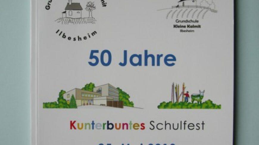 Festschrift 50-jähriges Jubiläum